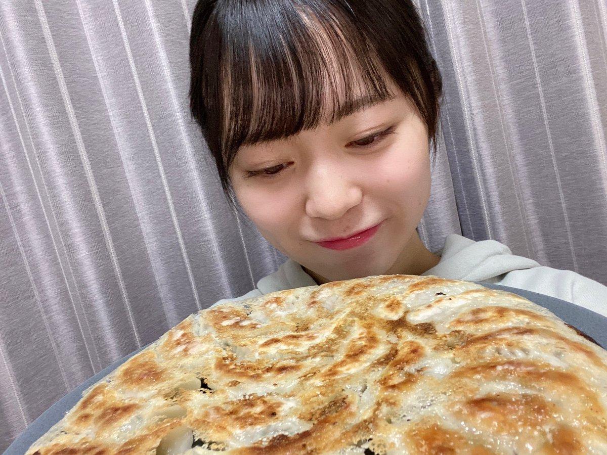 [5ch] 西川怜醬,餃子吃太多了吧