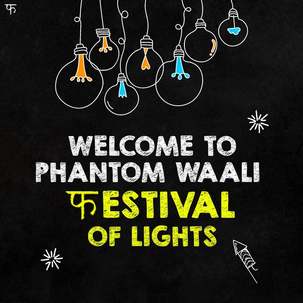 Here's wishing that this Diwali brings you Anand (Joy), Shaurya (Courage) and Deepak (Light)! #HappyDiwali  #HappyDiwali2020   #Super30 #Masaan #Trapped @iHrithik @vickykaushal09 @RajkummarRao