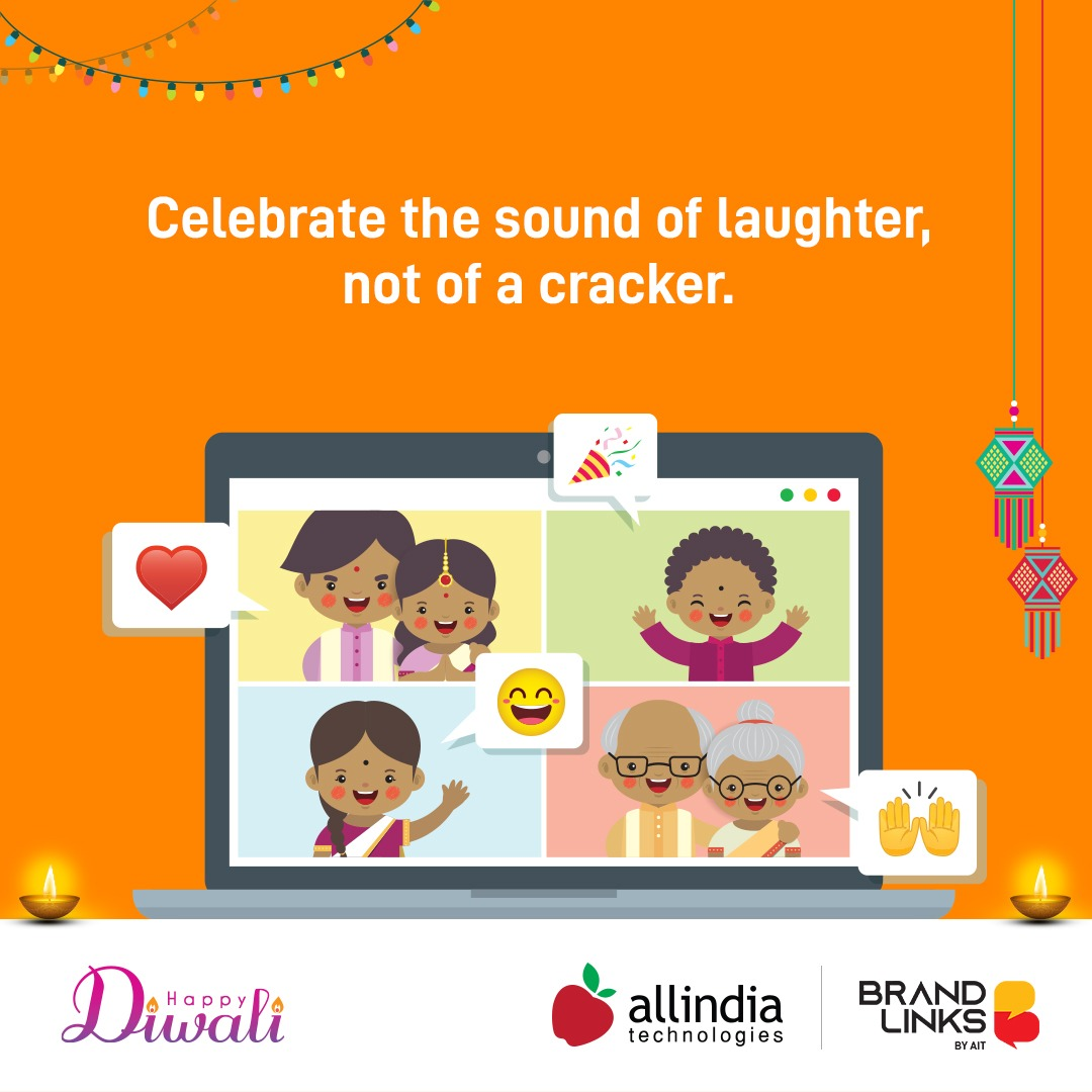 Let the laughter and chatter of people be the only sound you hear this Diwali #HappyDiwali2020 #HappyDeepavali #HappyDiwali https://t.co/fGOujLOlKE