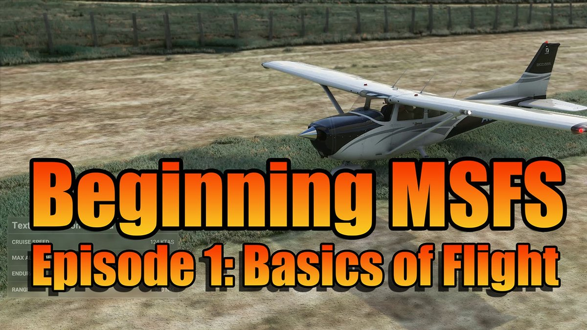 frooglesim - Been too long! DAMN it's good to be back. Let's kick it.   Beginners Guide to MSFS Part 1 is now live!!!