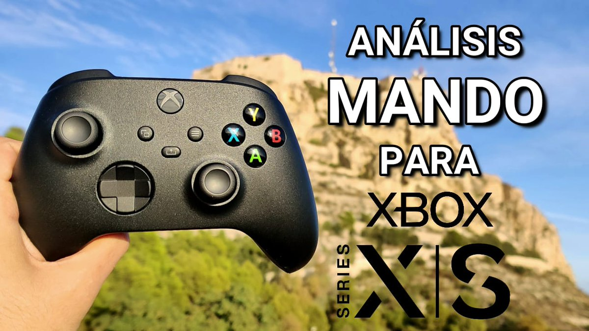 No te pierdas en análisis del mando de la nueva #Xbox de las #XboxSeriesS y #XboxSeriesX en el canal de @site_steven     #XboxSeriesXpreorder #xboxmando #NextGenGaming #NEXTGen #nextgenerationeu #xboxcontroller #Cybermonday2020 #analisis #Review #gamers