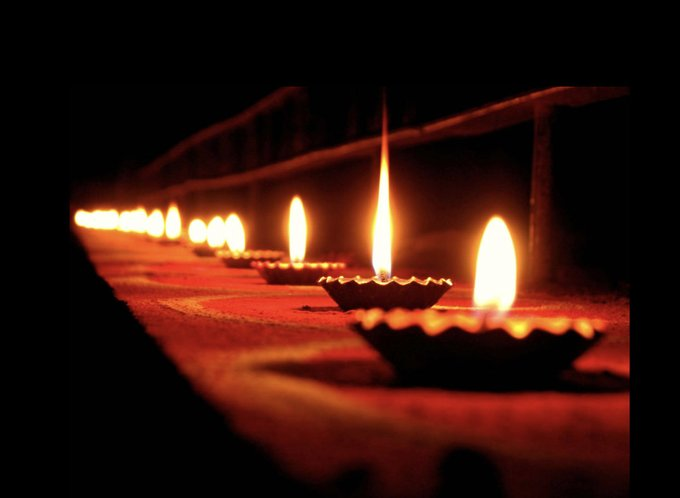 HAPPY DIWALI! MAY THE BIRTH OF A NEW YEAR BRING MORE UNITY, LOVE, COMPASSION, EMPATHY & PATIENCE.   MAY