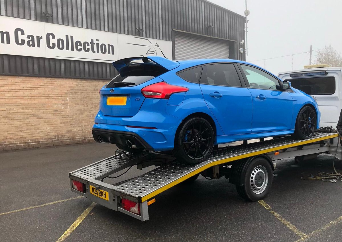 Now Sold!! Now Sold!! Our stunning Focus RS on its way to Guernsey.  #ford #focusrs #focusrsmk3 #sheffield #luxury #athighlyrated https://t.co/Oet9x9RTsI