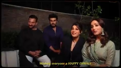 Wishing everyone a very happy Diwali  #SaifAliKhan @arjunk26 @Asli_Jacqueline @yamigautam @jaavedjaaferi @RameshTaurani @puriakshai #PavanKirpalani #JayaTaurani @tipsofficial #12thStreetEntertainment #BhootPolice