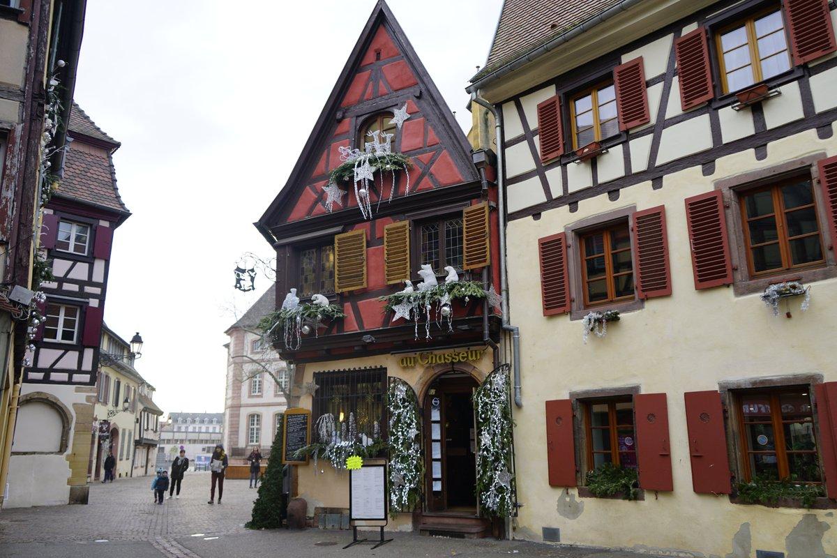 フランスの田舎町にあるが、おそらく日本人オタク知名度No.1のレストラン
