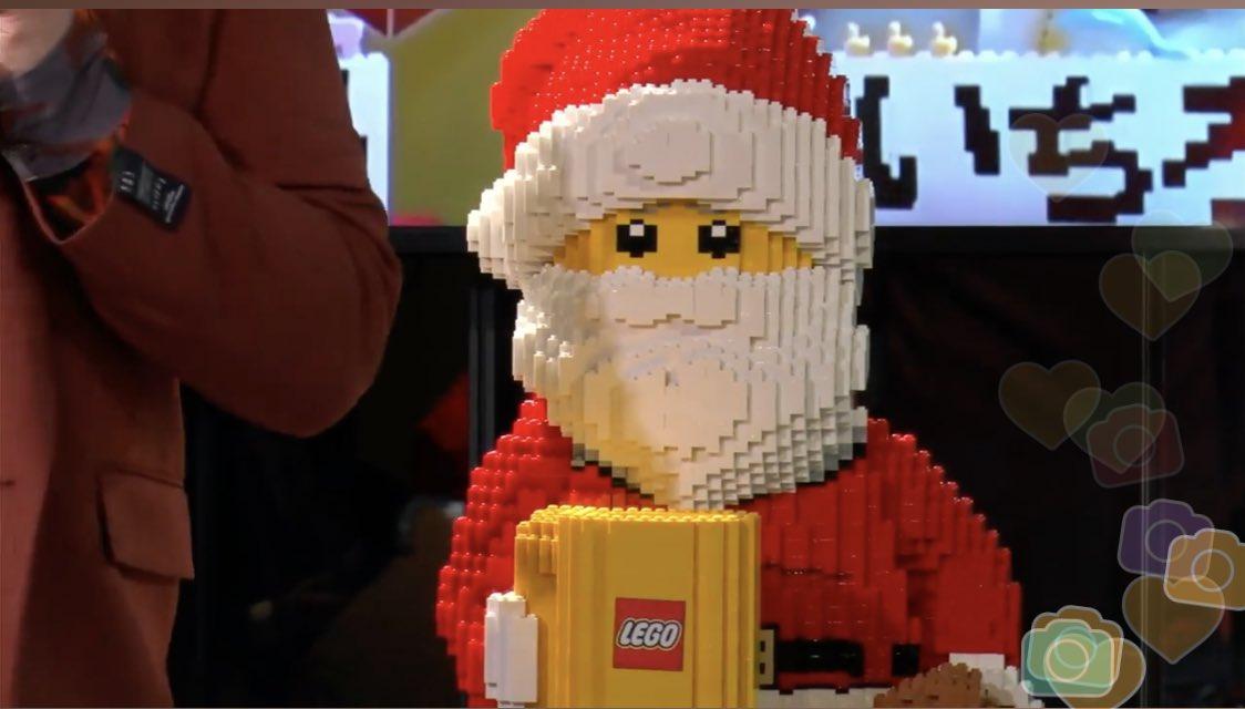 レゴランドジャパンのしんいちろうさん、すぐるさん、その他の皆さん、楽しい配信をありがとう💓@LEGO_Group @LEGO_Group_JP @LEGOLAND_Japan