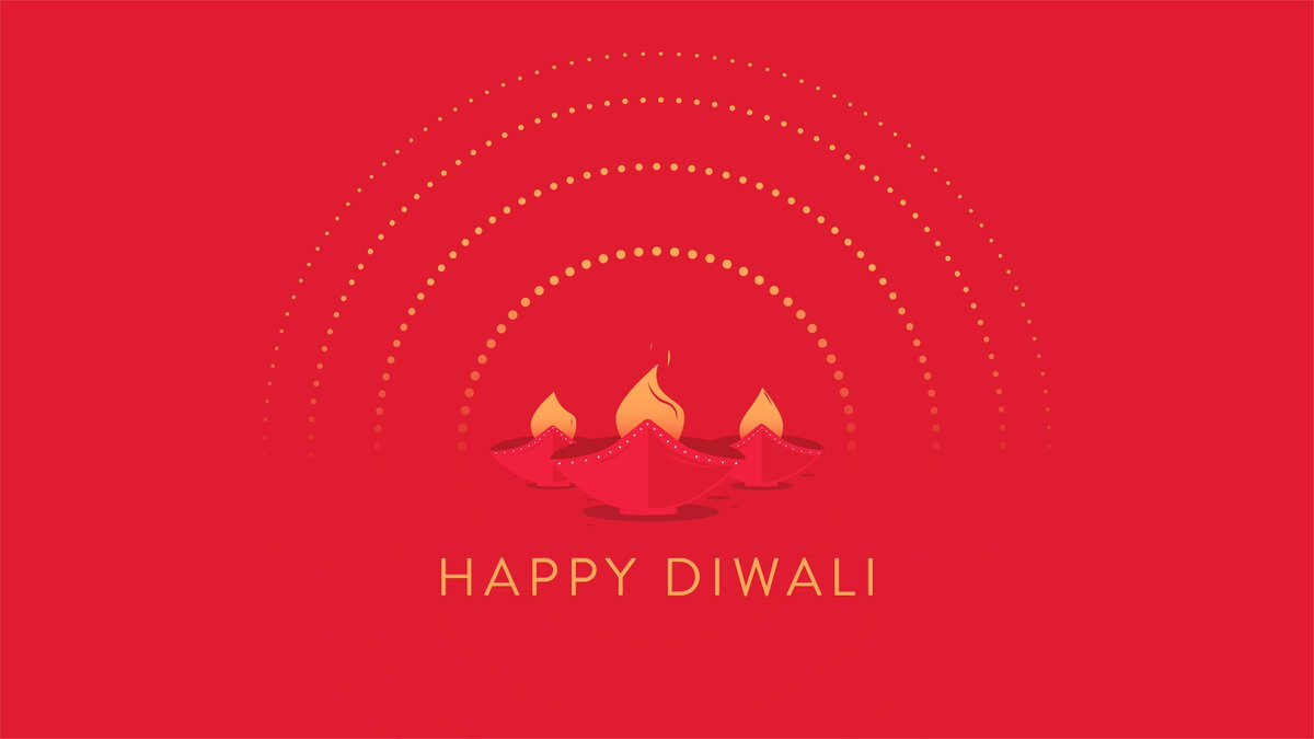 Happy Diwali from Team Peloton! Diwali is the annual Indian festival of lights that celebrates the mythical triumph of good over evil.   Whether you're lighting up the Leaderboard or some diyas today, we wish all our celebrating Members a joyous day. #onepeloton https://t.co/rM2FwqiiAr