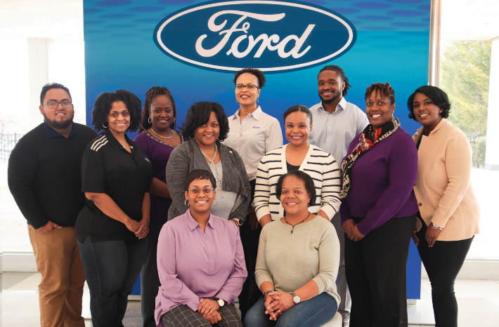 Will you be attending the NSBE Region IV, V, VI Fall Regional Conference? Stop by and visit Ford at the Virtual Career Fair today from 12-6pm. We hope to see you there! #nsbe https://t.co/PLZY94jnyP
