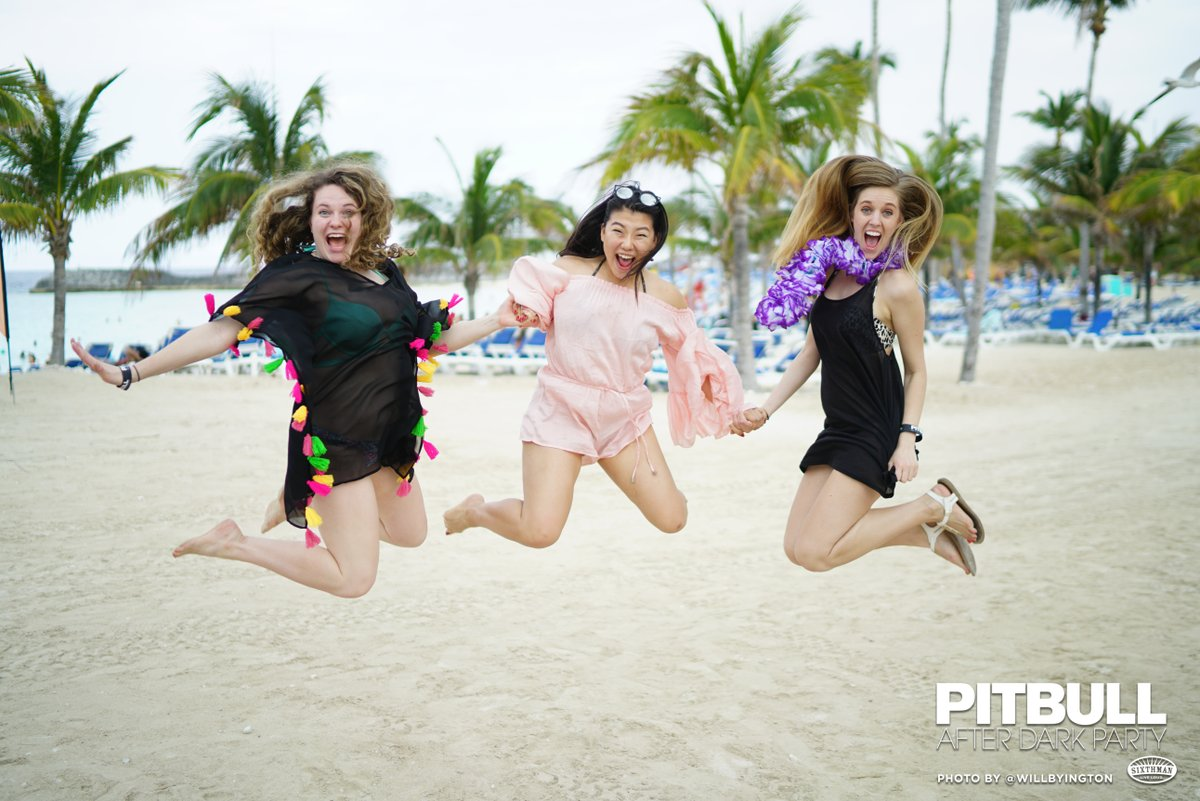 🌴 Were jumping for joy at the thought of setting sail again in 2021! #SXMLiveLoud