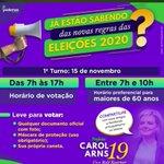 Image for the Tweet beginning: Neste domingo (15) é o