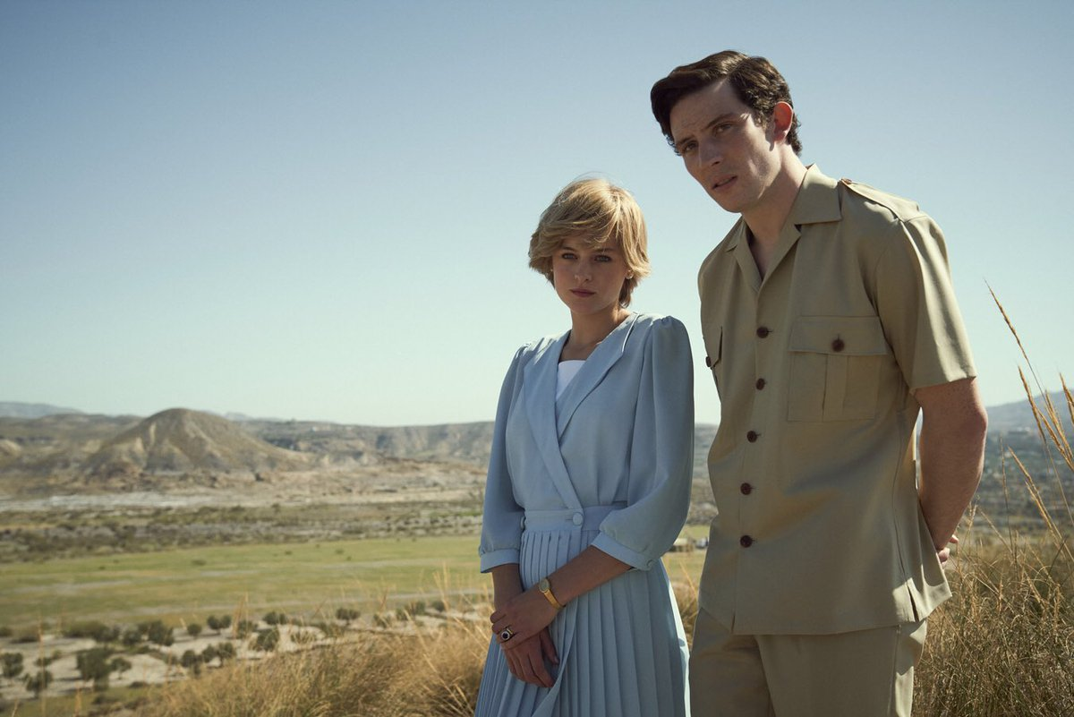 I watched the entirety of @JoshOConnor15 's performance as Charles across season 3 & 4 of @TheCrownNetflix -echoes of Al Pacino's Michael Corleone in his brooding heir ;Richard II ,too - it's phenomenal acting . #EmmaCorrin 's incredible too. Unmissable television.