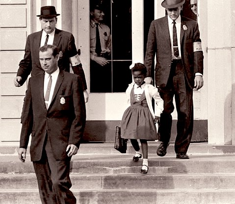 Replying to @TheKingCenter: 60 years ago today...#RubyBridges