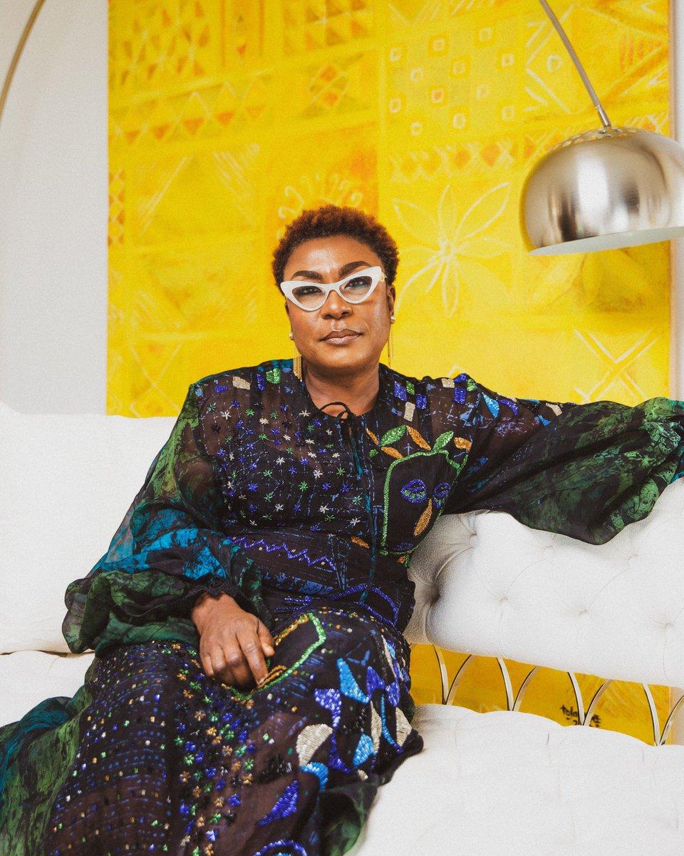 Bose Ogulu (Mama Burna) - by me, 2020.