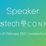 Image for the Tweet beginning: RootsTech is virtual and FREE