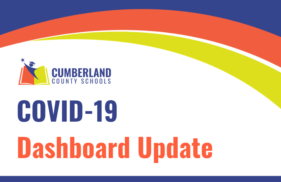 CCS has created a COVID-19 dashboard to provide up-to-date information on positive COVID-19 cases in the school system. The dashboard is updated every Friday. For more information, visit bit.ly/2JNitjZ.
