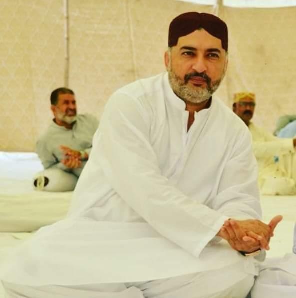 #Friends Se Requset hai #Dua Kare #PPP_MNA_Sardar_Jam_Abdul_Kareem_Bijjar_Jokhio #COVID19 Se jald #Better Hogae