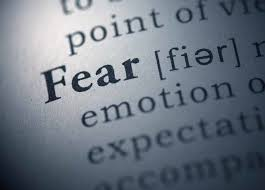 """Everything you want is on the other side of fear."" - Jack Canfield #ThinkBigSundayWithMarsha #SundayThoughts #SundayVibes #EndSARS"