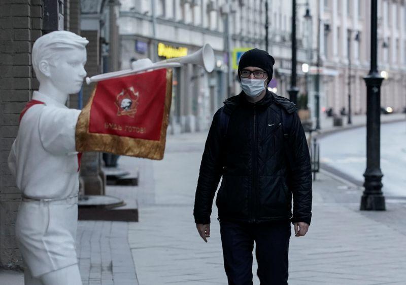 26 ألف إصابة جديدة بـ #كورونا في #روسيا