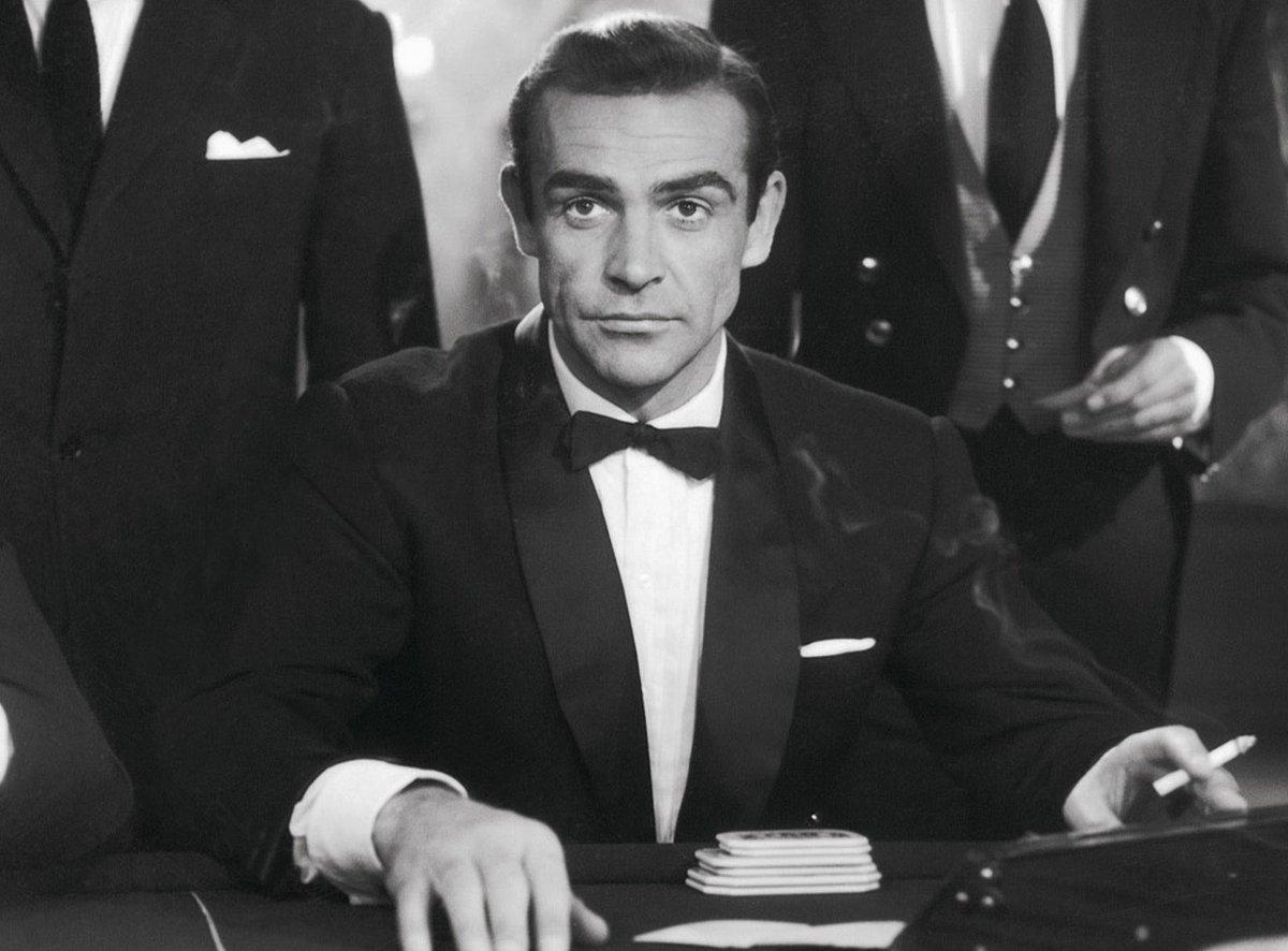 Sir Sean Connery (25 août 1930 — 31 octobre 2020) #seanconnery #jamesbond (1/2)