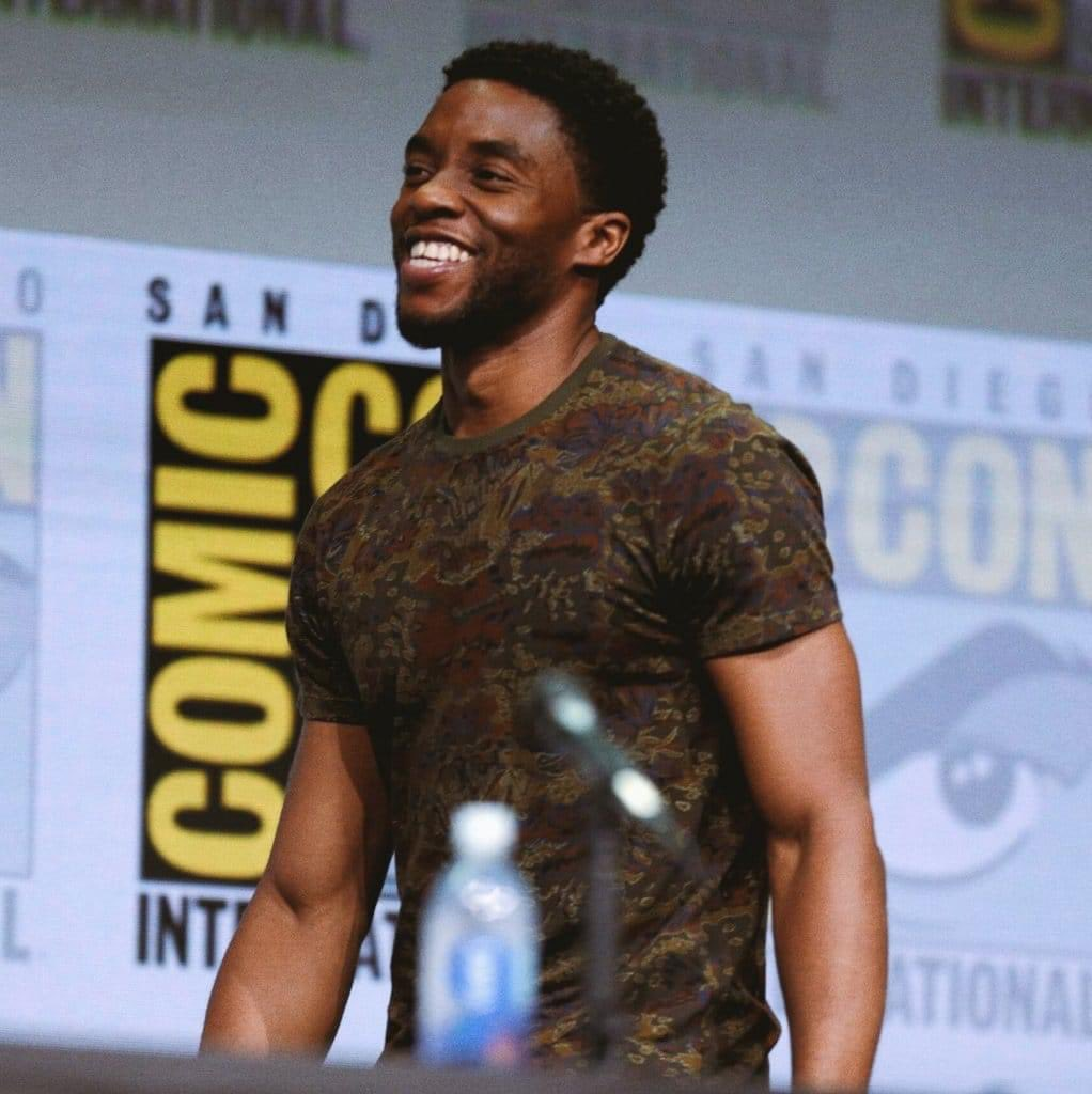 Today you would have turned 44 my king! May the gods of Wakanda always protect you. ❤️❤️❤️ #WakandaForever #BlackPanther #ChadwickBoseman ❤️
