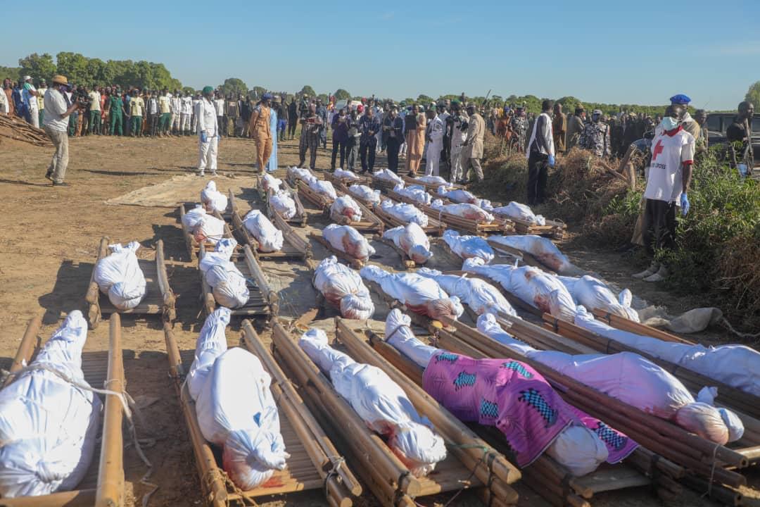 Innalillahi Wa'Inna Ilaihi Raju'oon.💔 #ZabarmariMassacre #SecureNorth 😭