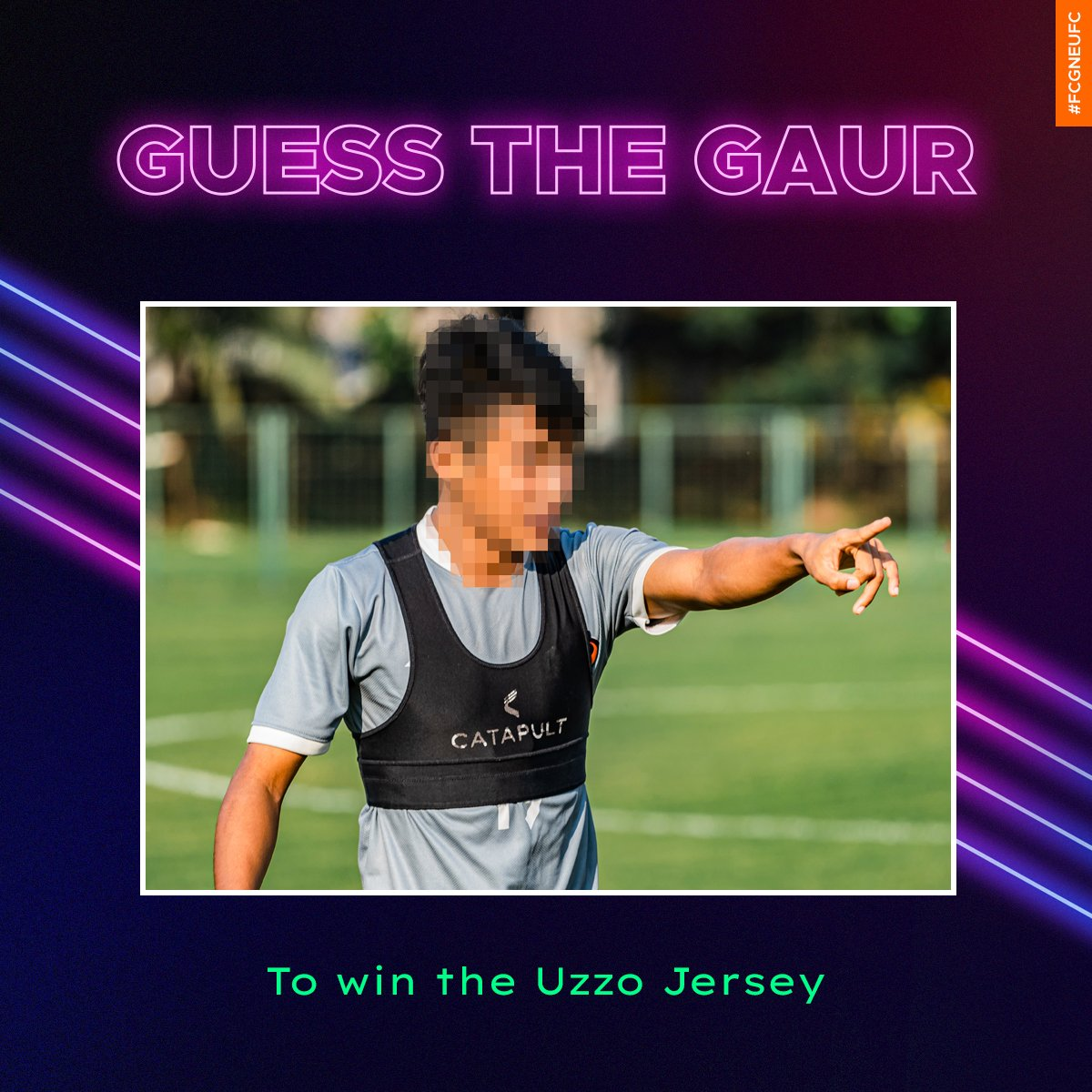Contest time 🤩  Let's see who gets it right! 😉  #RiseAgain #FCGNEUFC