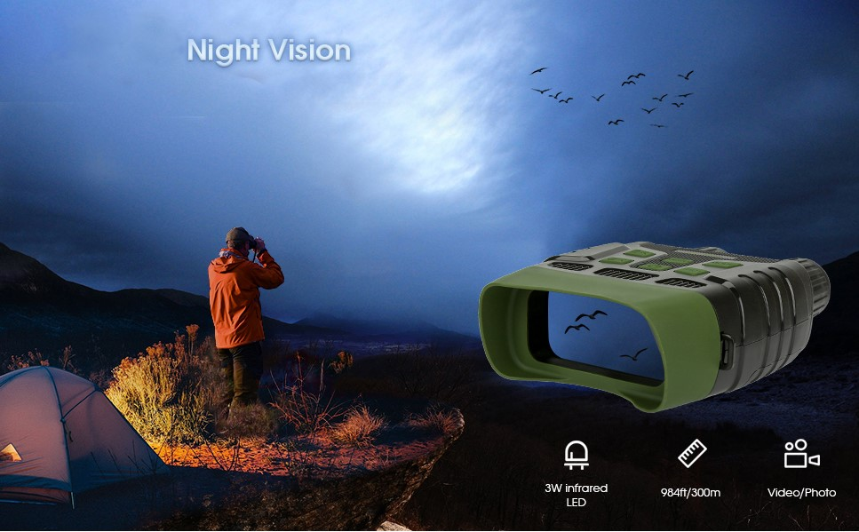 💁♀ Night Vision Binocular  #binoculars #googles #nightvisiongoogles #nightvisionbinoculars #digitalnightvisionbinoculars #nightvision #camping #hunting #huntinglife #nightfishing #nighthunting #wildlife #tysonvsjones #catboyrevolution #LOUIESONOMEGLE #UFCVegas15 #GTMcontest147