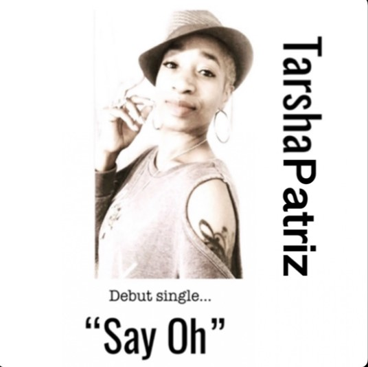 #Ad: Introducing Inspirational, singer & songwriter TarshaPatriz sharing her debut single Say Oh now on the radio! Available at   #PatrizTarsha