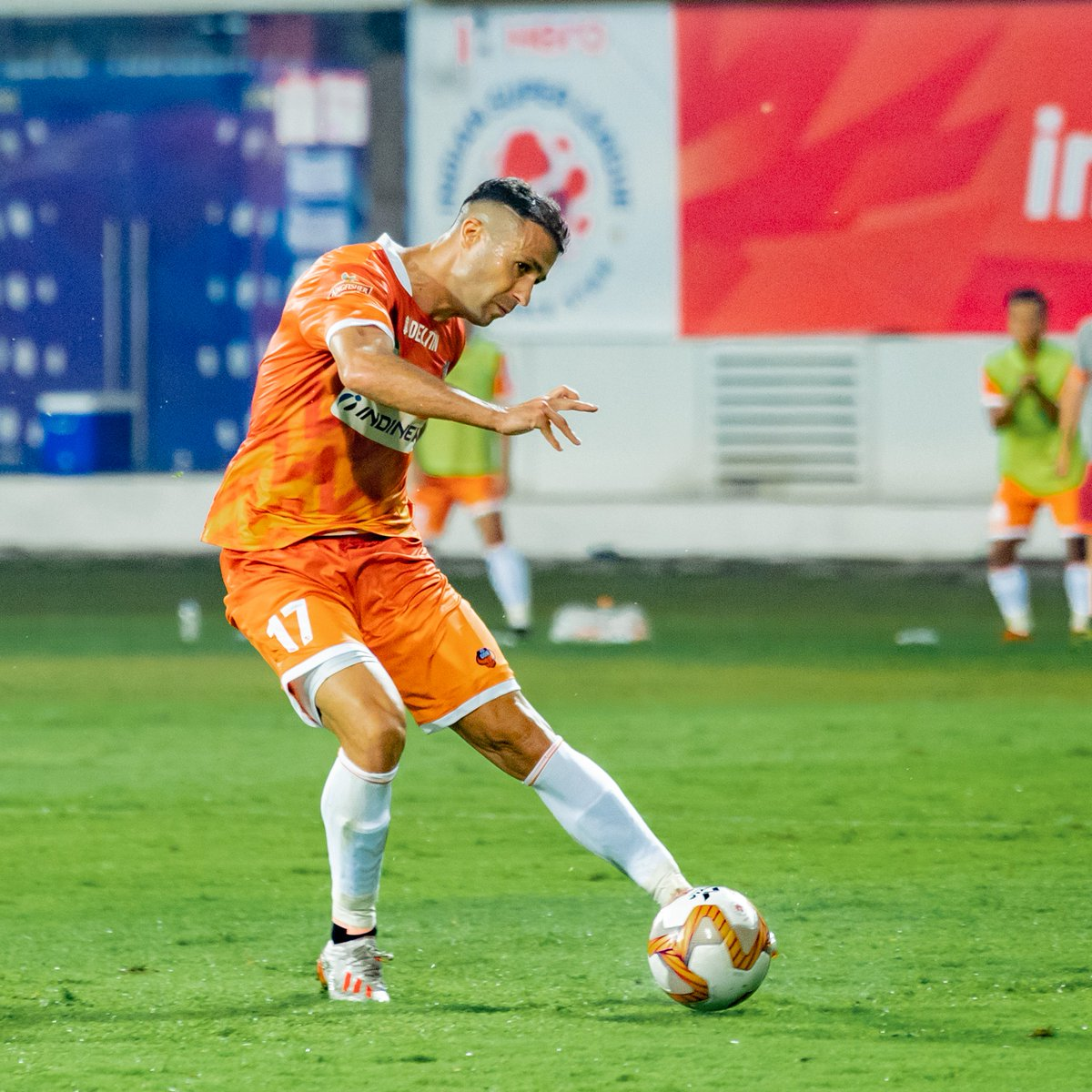 The Gaurs have undergone a significant change in their attacking personnel that have played the @IndSuperLeague in the last few years.   Here's @KhelNow analysing the potential of the club's forward line this season. 🙌🏻  Read more:   #RiseAgain