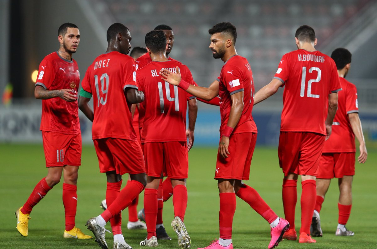 ✒️  Week 7⃣ Review  ▪️ @AlsaddSC maintain lead position in the table ▪️ @DuhailSC return to the top four with 12 points ▪️ Youcef Belaili leads @QatarSportClub to a 3-0 victory over @alarabi_club for their second successive win  🔗   #QNBstarsLeague ⚽️