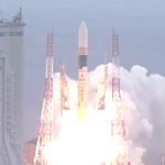 データ中継衛星を搭載した、H2Aロケット43号機の打ち上げが成功!