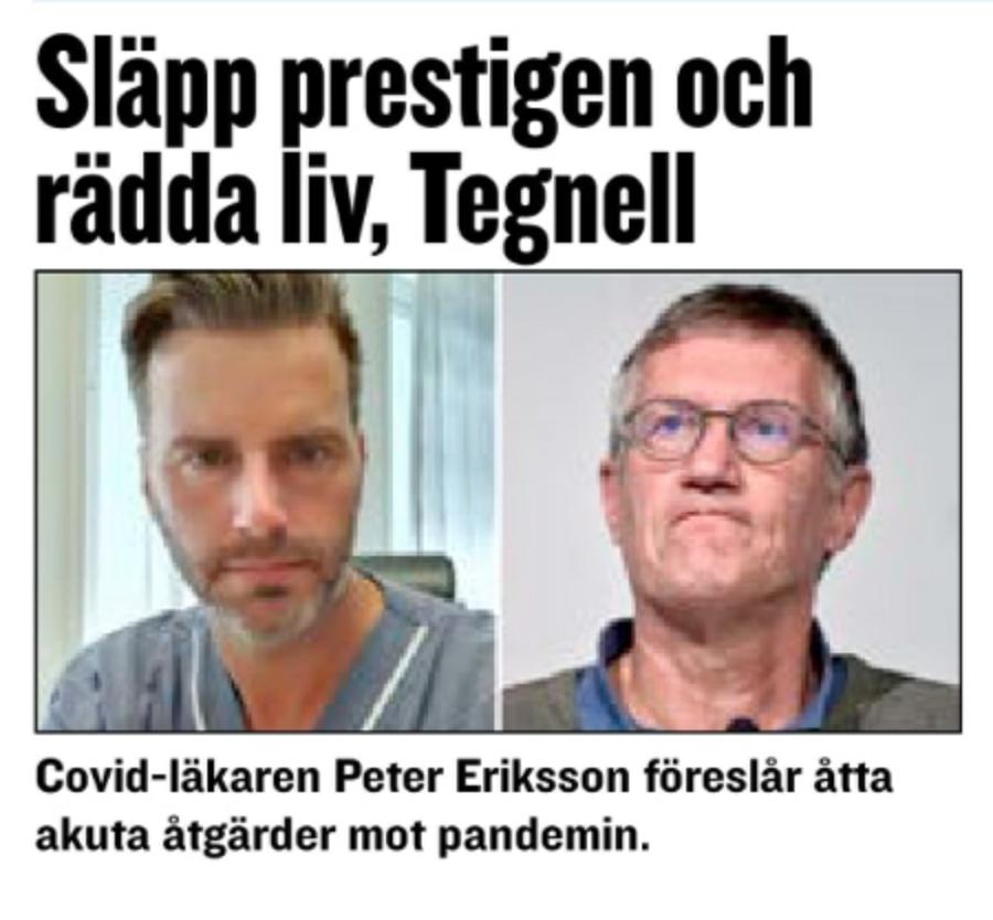 Varför har #Tegnell så infernaliskt svårt att förstå, det dör massor med svenskar nu i onödan i denna #pandemi för att ni har er låt-det-gå-strategi! #svpol #Coronasverige @Folkhalsomynd #fhms #bytstrateginu #COVID19 #Coronasverige #COVID19SWEDEN #COVID19sverige #SläppPrestigen