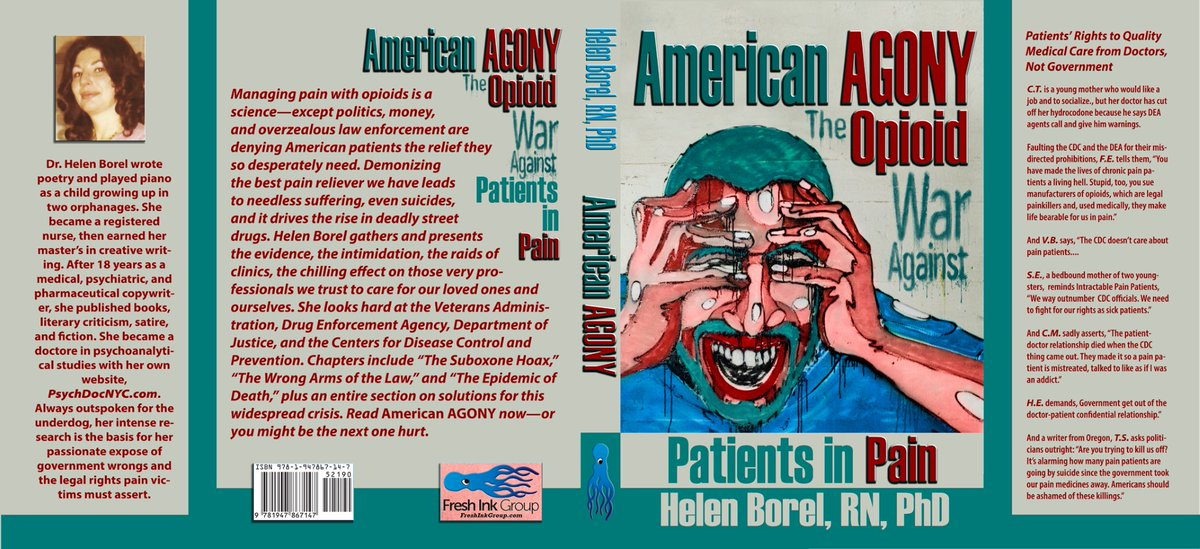 """PAIN SUFFERING in the TIME OF CORONA  DEMAND AMNESTY NOW for MDs, RNs, DOs, NPs, PAs->DESPERATELY NEEDED  on the Front Lines against #COVID19; 100s falsely DEA-targeted, unjustly DOJ-imprisoned for the """"crime"""" of Rx'g #OPIOIDS for #PAIN. Read""""Plight of the #Paincare Physicians"""""""