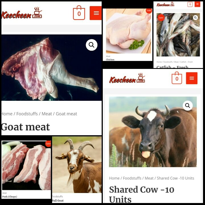 Replying to @KeecheenDotCom: Get all your meat options from  #Farmers #Fresh #foodie #cooking #BBQ #lagos #lagosfood #foodblog #BEEF #pork #catfish #goat_blog #readytoeat #ProteinChallenge #RecipeOfTheDay #recipes #markets #lifestyle