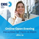 Image for the Tweet beginning: Our Online Open Evening goes