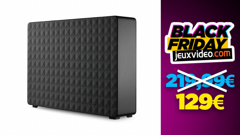 Black Friday : Le disque dur externe Seagate de 8To baisse les prix chez Darty https://t.co/VtkyN15GOd https://t.co/jvq38Asq5W