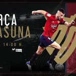 Image for the Tweet beginning: ¡Trak FM con Osasuna! Y,