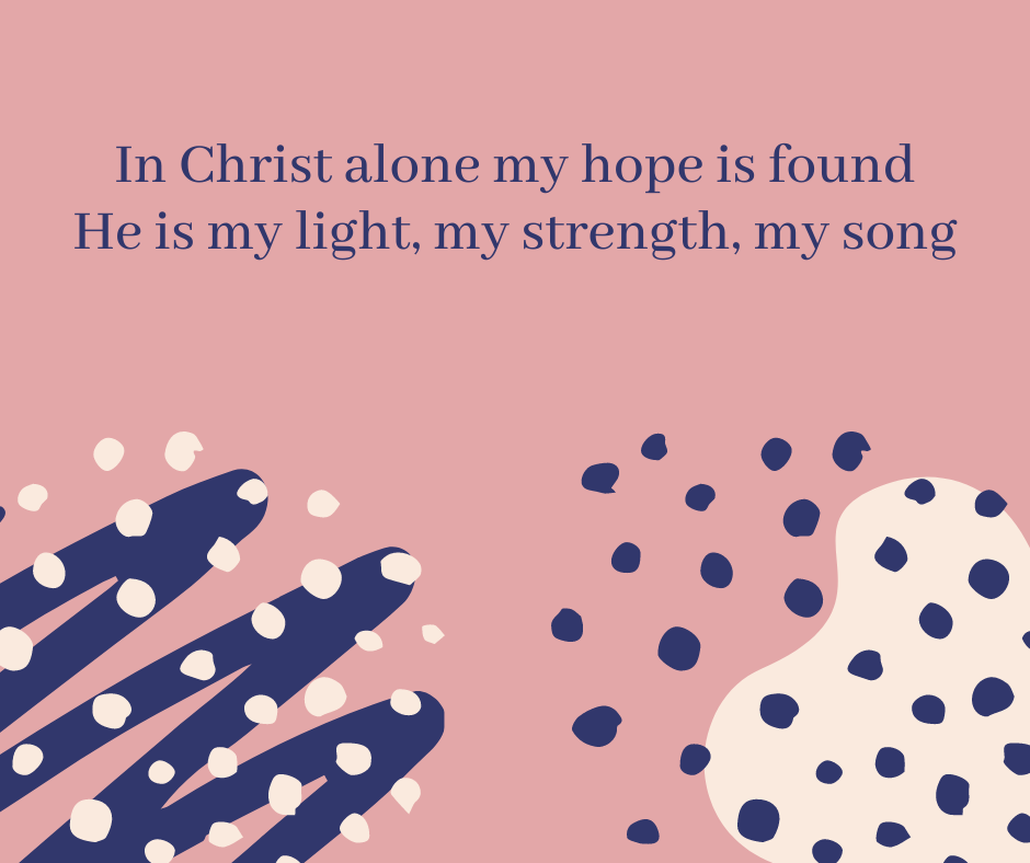 #SundayHymn from Keith Getty and Stuart Townend
