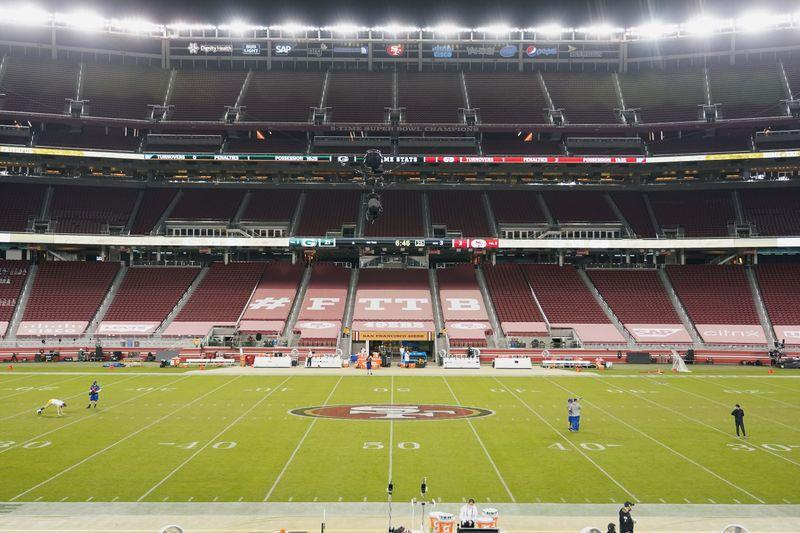NFL: 49ers may need new venue for December home games amid COVID-19 curbs https://t.co/6kZtQL8E9s https://t.co/BRNn8Ks85w