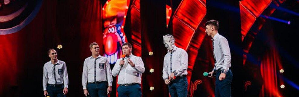 """У """"Лізі сміху"""" перемогла команда з Полтавщини. Відео https://t.co/SwSHFyaDDz https://t.co/gj7bi0BsRx"""