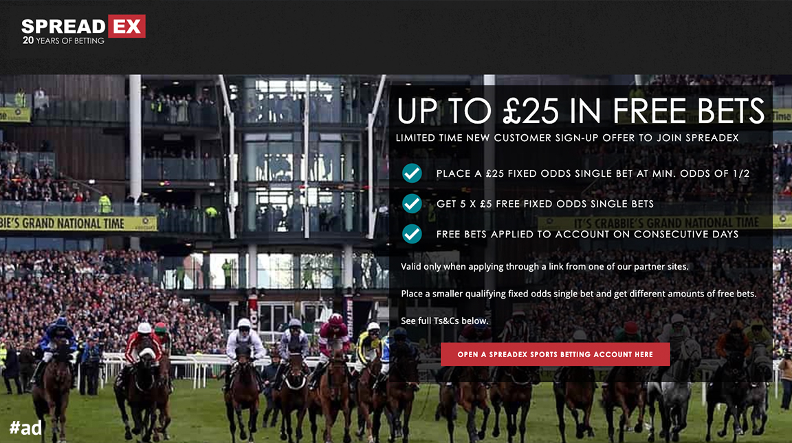 GET £25 IN FREE BETS ON RACING TODAY 🐎  🐴 Bet up to £25 on Racing today, 💰 Get £25 in free bets!  Get them here 👇   18+   New Customers   T&Cs Apply   #ad   Begambleaware