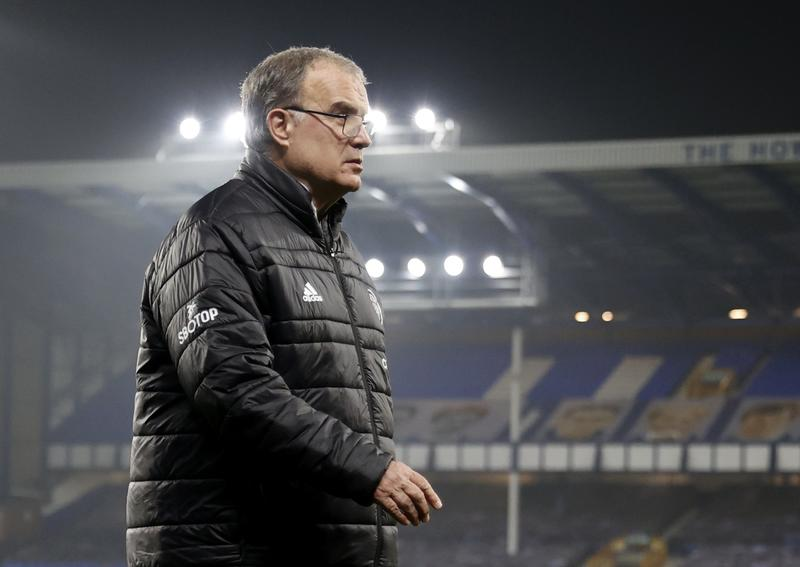 Leeds' Bielsa hails new signing Raphinha after win at Everton https://t.co/VGIZEOiobc https://t.co/reVn9aPO7K