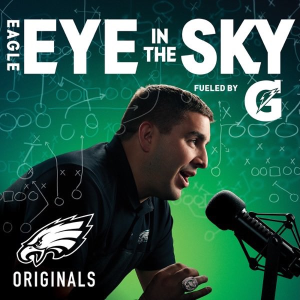 Get ready for #Eagles #Seahawks with the Eagle Eye In The Sky Podcast!   Two episodes this week with @BenFennell_NFL & @gregcosell get you primed for #SEAvsPHI on #MNF! #FlyEaglesFly https://t.co/Xhcbe6CPkA