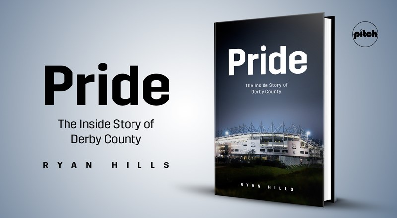 So it's #BlackFriday, and I'm feeling unusually generous. Anyone fancy a free copy of Pride? 🐏  To be in with a chance, make sure you follow @PrideDCFC and RT this post.  Winner will be announced when Derby next win a match (this Saturday, 16:45) #dcfc #dcfcfans