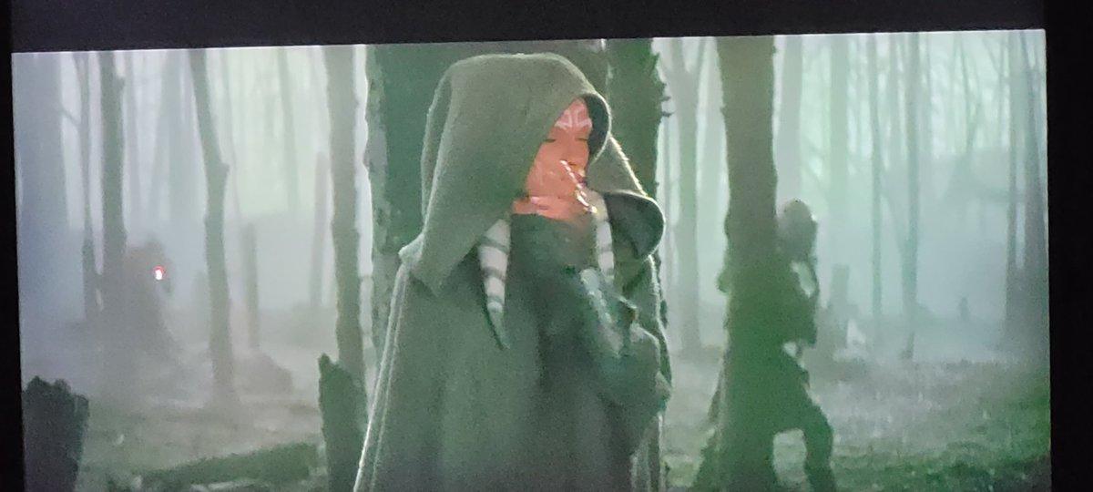 It's Ahsoka Tano! #TheMandalorian #AhsokaTano #DisneyPlus
