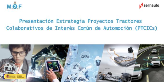 💻👀Desde  asistiremos como colaborador de  a la presentación de las Proyectos Tractores Co....