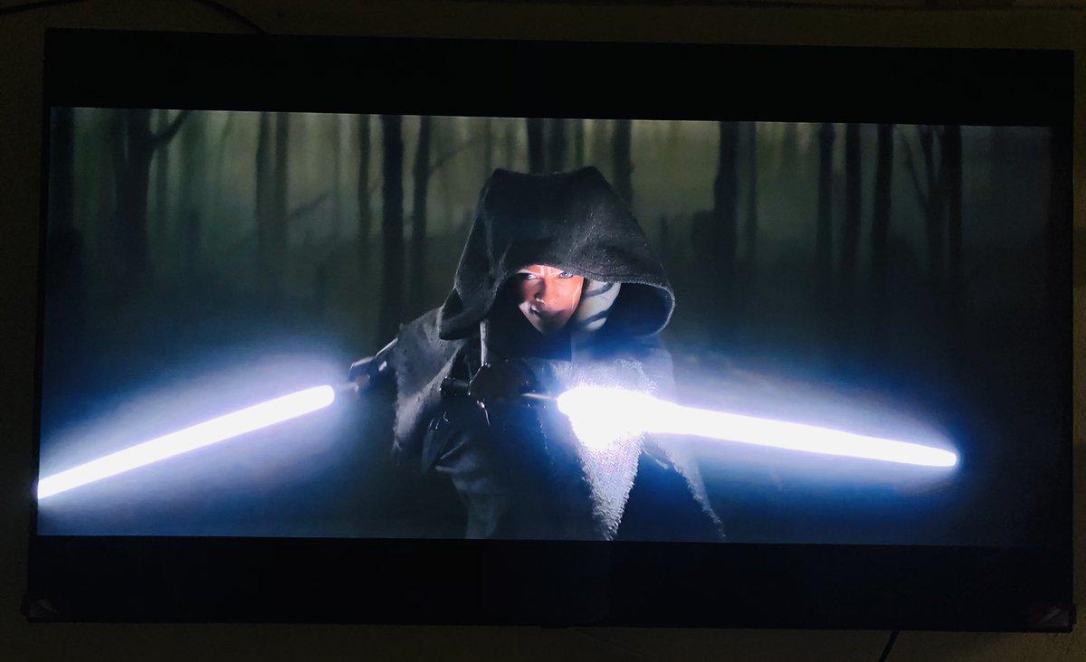 Cuantos gritaron? 😱 #AhsokaTano #TheMandalorian #Jedi
