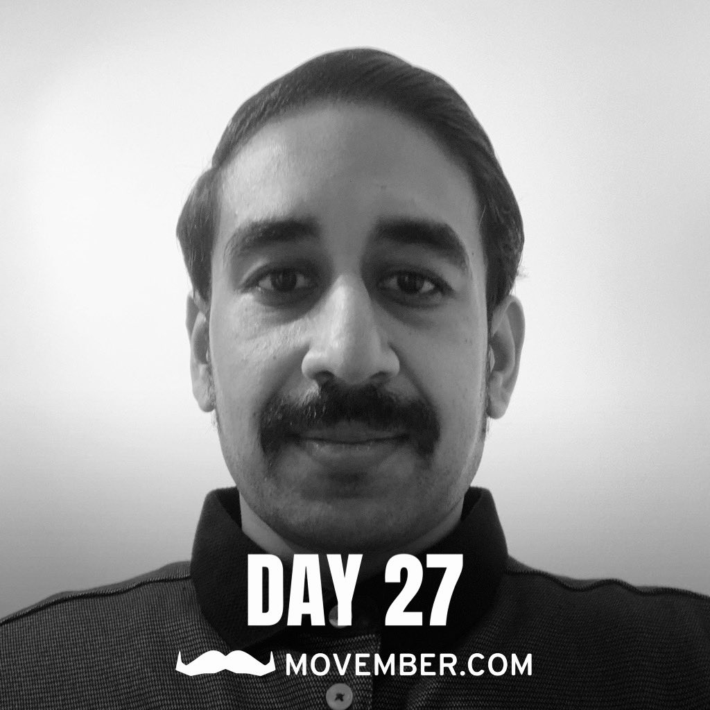 Humbled by the generosity of people during this difficult time #Movember  Only £113 off £1000🎯   Pls donate to support men from dying too young!!👇🏽   RTs welcome @robertsimms @alexthfc_ @MrCracknell @LeeMcQueen @AnnieAreUOhK @globalcoys #coys #thfc