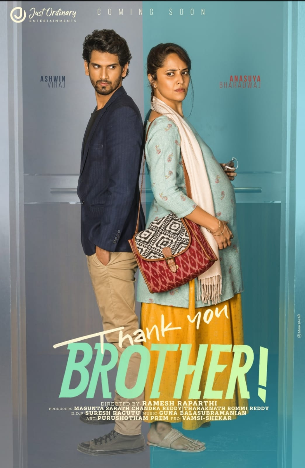 Thank You Brother Firstlook
