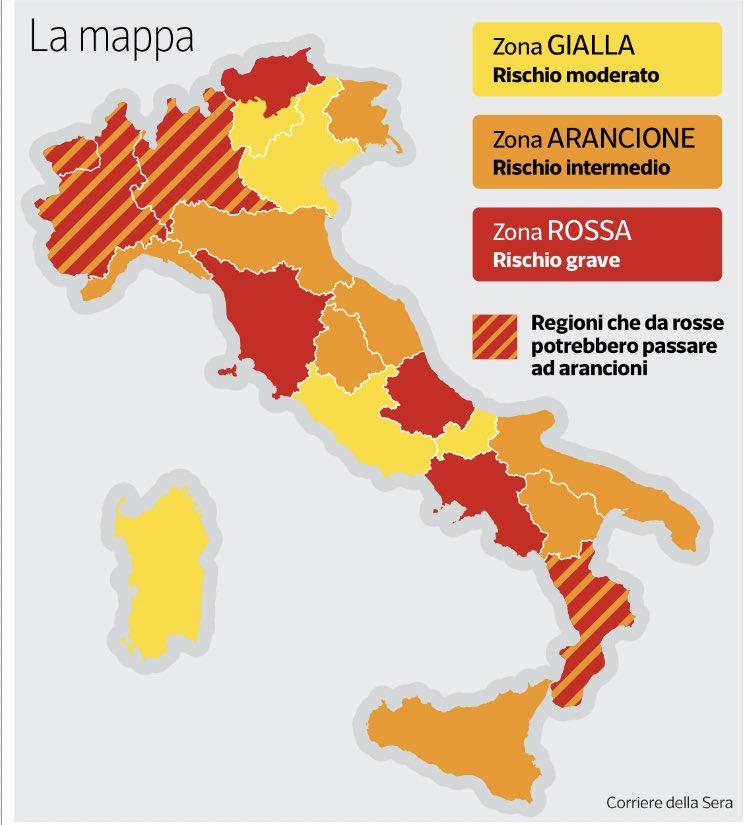 Le Regioni